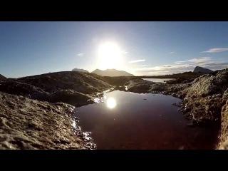 Норвегия на каяках. Взгляд с моря.