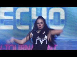 """KICK&WIN"" 2015 ЧЕМПИОНЫ PLECHO. Девушки-участницы танцуют в боди от VERMICНELLE"