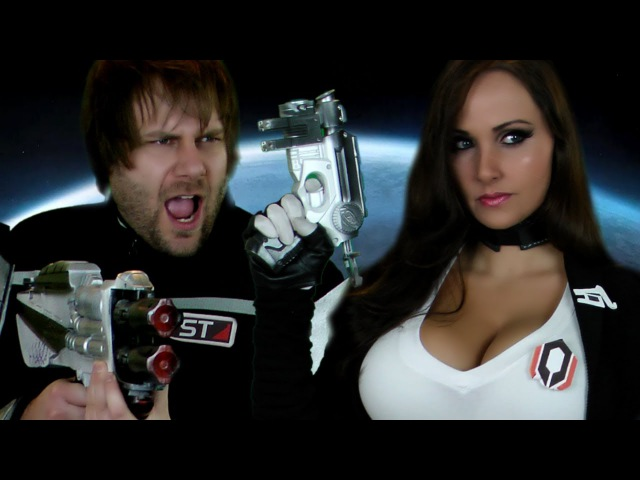 Mass Effect 3 Song   Parody   Screen Team