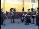 Не плачь девчонка - военный оркестр Москва 9 мая 2014