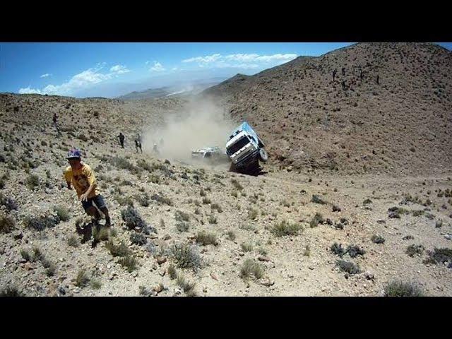Dakar 2014Дакар 2014 (КАМАЗ-Мастер) - День 2 (А. Шибалов)