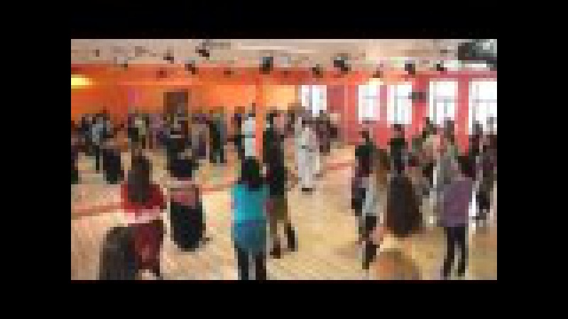 Халиджи бандари ираки Мастер класс Камаля Баллана по заливским танцам 17 02 13