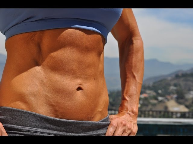 23-Min Brutal TABATA Workout for Abs Core 250-300 Calories