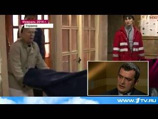 пазлыТКПвещдок Юрий Липатов - 6 апреля Хунта - Спилены деревья на Институтской