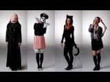 Эволюция костюма на хэллоуин с 1915 по 2015 годы за 3 минуты