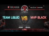 Team Liquid vs MVP Black, игра 1 на MSI MGA (29.08)