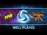 Na`Vi vs Fnatic: Well Played @ Enter the Storm #3