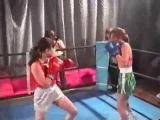 dww eu064 : Galina vs Lessja - women boxing fight