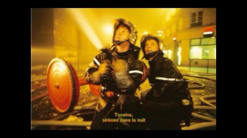 Hymne des Sapeurs Pompiers Paroles