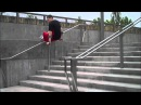 Leg Amputee - Jumping Stairs