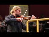 David Garrett - Wien 03.05.15 - Sarabande - Johann Sebastian Bach