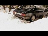 Tatra 613 зима