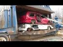 Car Destruction Press and Crusher Уничтожители машин пресс и дробилка