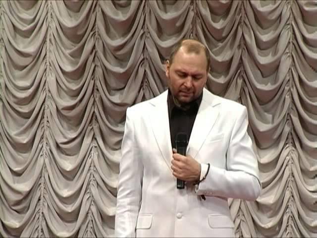 Православный концерт Валерия Малышева. Украина.