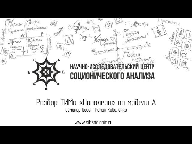 Наполеон: разбор ТИМа по модели А