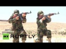 Syria Female fighting battalion take on ISIS to defend mother Syria