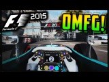F1 2015 GAMEPLAY!!! - MONACO F1 2015 GAMEPLAY XBOX ONE E3!!!