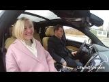 Родион Газманов и Надежда Вавржина тестируют новый Cadillac SRX