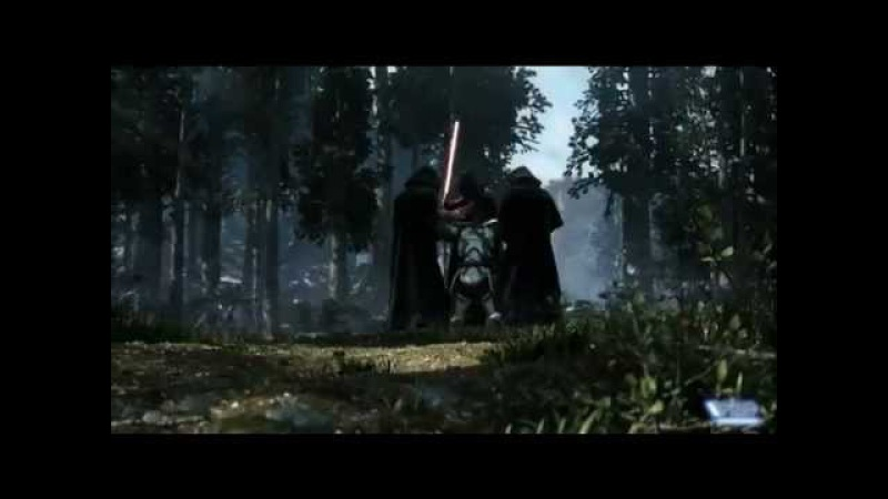 Star Wars The Old Republic официальный трейлер RUS original swtor