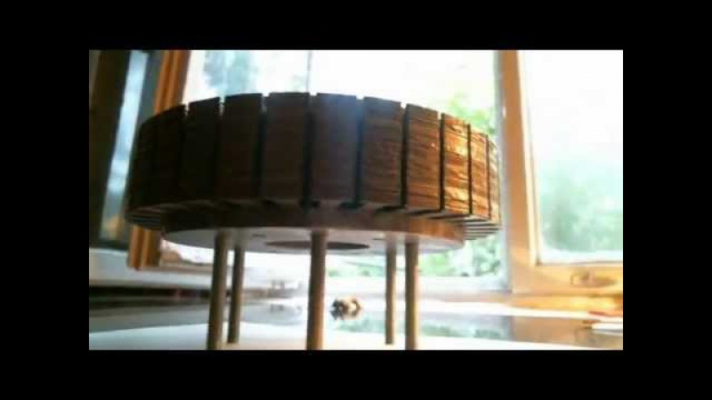 DIY BLDC-MOTOR 20KW part 3 (Ukraine, Diaz) 2013 (full version)