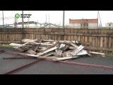 Капитальный ремонт хоккейного корта завершается на ул. Пионерской в Вологде