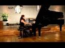 Prokofief, sonata 6, vivace, Anna Vinnitskaya