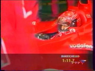 F1 2002. 04. Гран-При Сан-Марино, квалификация