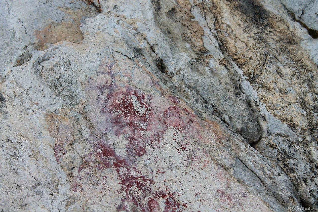 Ирбитский Писаный камень. Древние наскальные рисунки