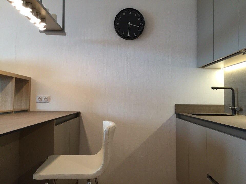 Квартира-студия жилая площадь 28.