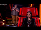 The Voice UK 2013  Ash Morgan performs Never Tear Us Apart - Blind Auditions 1 - BBC One