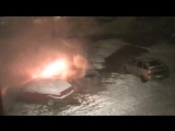 Сожгли авто тому самому парню, который на паркинге чинуш порядок наводил  - Совпадение (сожгли авто)