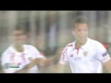 ЕВГЕНИЙ КОНОПЛЯНКА! ДЕБЮТНЫЙ ГОЛ! Суперкубок УЕФА-2015 (HD) Барселона - Севилья 4-4.ts