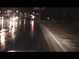 29.06.2015 - Потоп, около ТЦ Апельсин (Самара)
