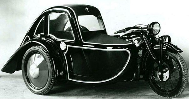 BMW модель R-11. 1929 год