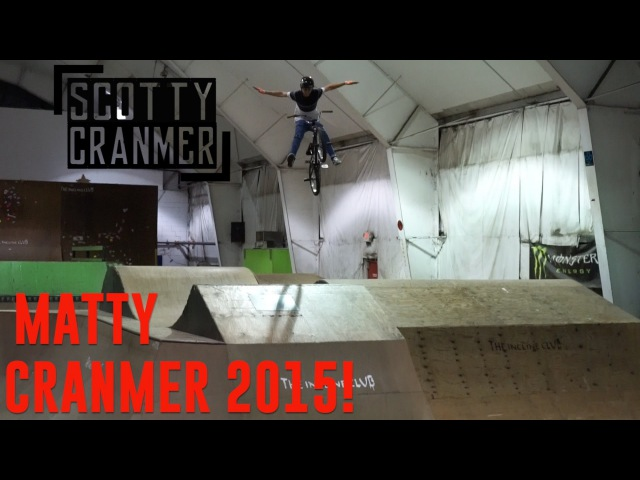 Matty Cranmer 2015 EDIT