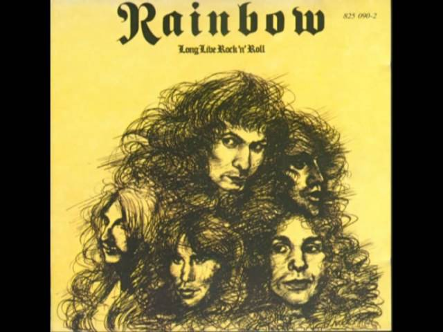 RAINBOW Rainbow eyes New Remaster HQ Studio R I P Ronnie Cozy