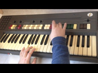 Farfisa Gulliver Combo Organ