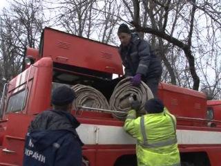 Зачем Днепропетровску городская власть, если в городе есть спасатели ГСЧС?