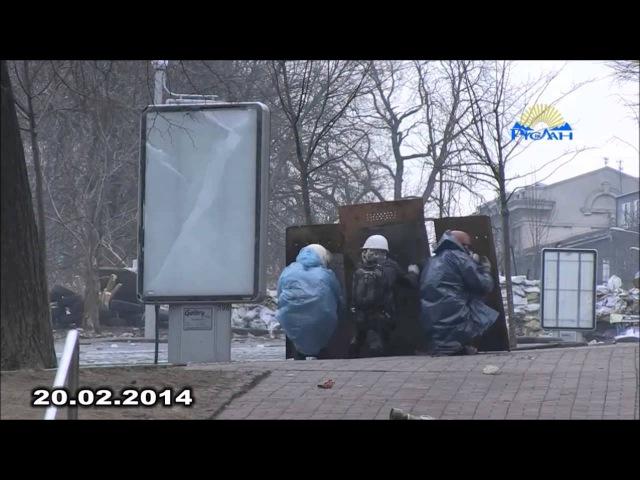 Навіки 19-річний: два роки тому на Майдані від кулі снайпера загинув іванофранківець Роман Гурик