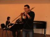 J. M .Defaye A la Maniere de Bach  Oleksii Pavlenko  Trombone