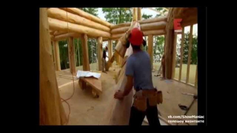 Уникальные дома из дерева 10