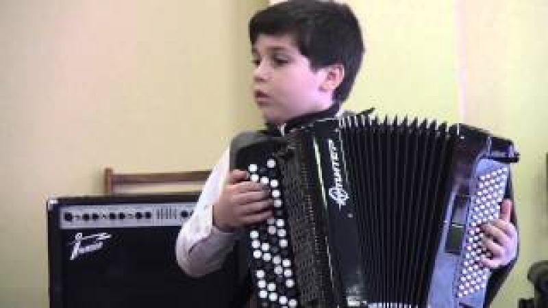 My Edited Video Талантливые дети-баянисты Братья Фроловы Матвей-10лет и Никита-9лет Фестиваль