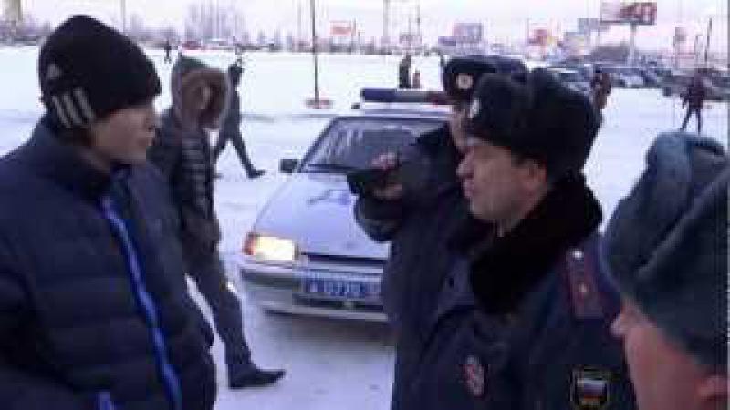 Омск БПАН 02.12.12 Гайцы приборзели (Часть2)