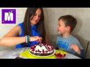 Делаем торт со сгущенкой дома с тетей Людой