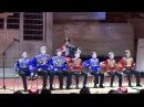26 мая 2014 г Ансамбль ложкарей Русское чудо на открытии XI Международного фестиваля Москва встреча
