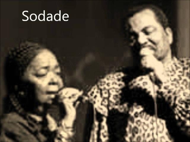 Sodade - Cesaria Evora Bonga