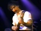 Frank Zappa - St Etienne - 1982