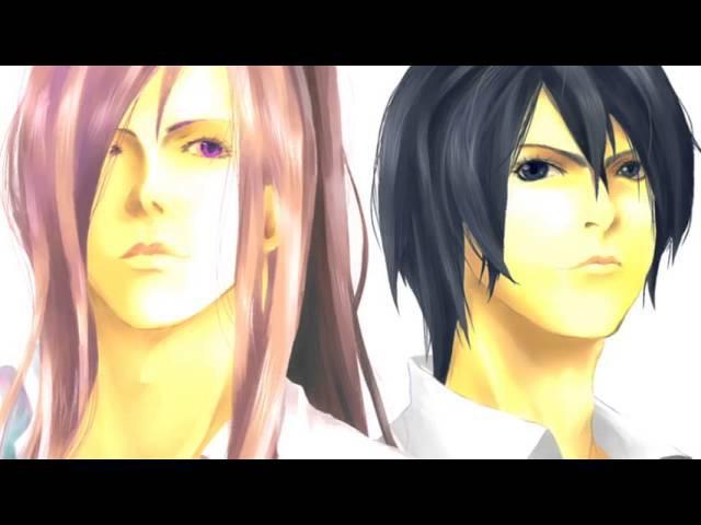 MineK Gackpoid KAITO V3 Hug and Dance Vocaloid