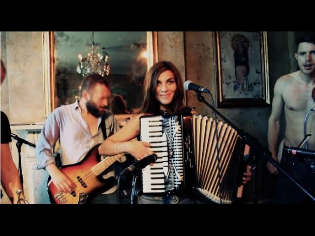 Molotov Jukebox - Get Ready (Temptations Cover)