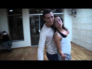 Tirando onda no ZOUK - Paulo Victor e Luisa Teston - (Whistle - Flo Rida)
